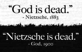 Nietzsche Meme - god is dead nietzsche is dead memes