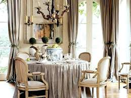 traditional dining room with restoration hardware 1940s french