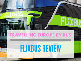 travelling europe by bus flixbus review london to paris to