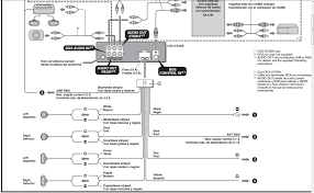 sony radio wiring diagram sony wiring diagrams instruction