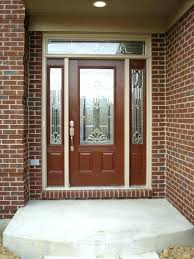 Frosted Glass Exterior Doors Frosted Glass Exterior Door Bathroom Entry Doors With Frosted
