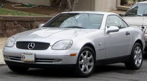2001 mercedes benz slk class information and photos zombiedrive