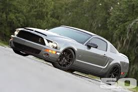 2008 Mustang Gt Black 2008 Ford Mustang Shelby Gt500 Wheel Upgrade Project Vapor Trail