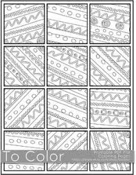pattern coloring pages for adults intricate printable coloring pages for adults gel pens mandala