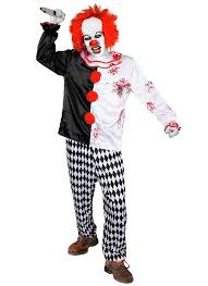 killer clown costume killer clown costume ilfd4631 plus size fancy dress