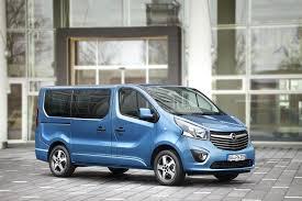 opel minivan 2015 opel vivaro conceptcarz com
