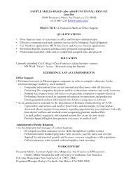 Business Resume Examples Functional Resume by Resume Sempal Boilermaker Skills Resume Generalization Thesis