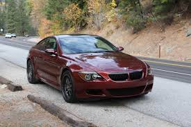lexus lfa vs bmw m6 bmw m6 coupe in burgundy indianaplois red with bbs wheels