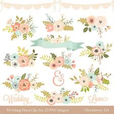 wedding flowers clipart wedding floral clipart floral clipart flowers clipart floral