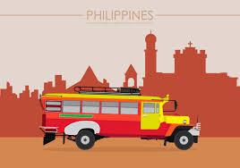 philippine jeep jeepney free vector art 143 free downloads