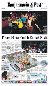banjarmasin post sabtu 2 januari 2016 by banjarmasin post issuu