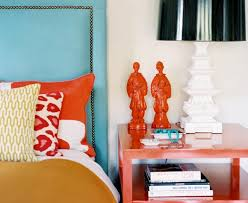 chic colors that match coral vogue other metro beach style