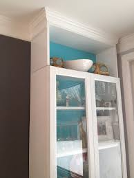 Ikea Billy Bookcases With Glass Doors by Zen Shmen Diy Billy Bookcase Makeover