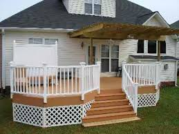 composite and pvc decking choices in the piedmont triad