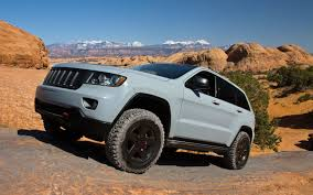 jeep grand cherokee roof top tent mopar underground in moab first look truck trend
