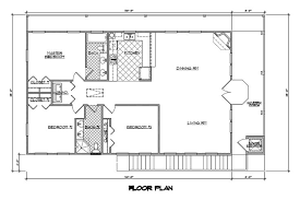 one story floor plan one story house plans with open concept 1 500 square