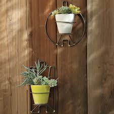 modern trellis indoor planters west elm