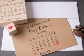 diy save the dates save the date st set diy calendar st with heart your