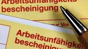 enorme unterschiede in deutschland bis arbeitnehmer im südwesten seltener krank als im nordosten