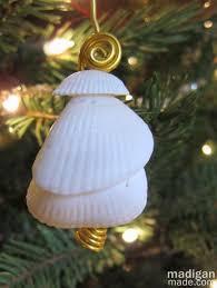 seashell ornament craft idea rosyscription