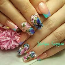 48 best birds butterfly nail design images on pinterest