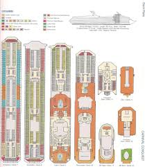 carnival cruise conquest floor plan awesome punchaos com