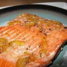 cuisiner du saumon au four saumon à l orange cuit au four recettes allrecipes québec