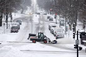 declares snow emergency alternate side parking in effect
