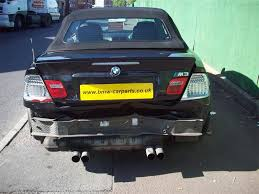 bmw car parts uk 2003 bmw 3 series m3 smg convertible petrol manual breaking
