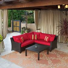 Patio Furniture Sectional - download small outdoor sectional solidaria garden