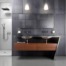 modern lux bathroom vanity cabinets futuristic style with