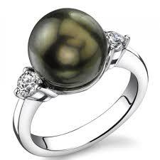 best pearl rings images Best tahitian pearl jewelry jpg