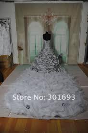 brautkleider mit langer schleppe und schleier mit benutzerdefinierte schleier orw211 luxuriöse 2 5 mt royal