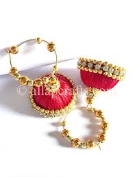 all ap crafts silk thread bangles online in allapcrafts com silk