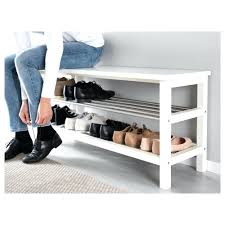 shoe storage bench with seatstanley 2 door wooden cabinet seating