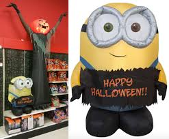 halloween inflateables target new 10 30 halloween cartwheels u003d minion airblown