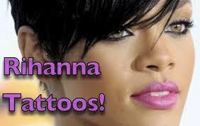 susan tattoo rihanna tattoos neck