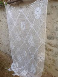 Country Curtains Door Panels by French Door Or Window Panel Curtain Country Curtain Filet Lace