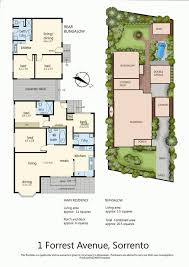 Sorrento Floor Plan 1 Forrest Avenue Sorrento Vic 3943 Sold Realestateview