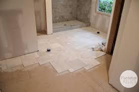 Carrara Marble Bathroom Designs by Carrara Marble Master Bath Flip House Update