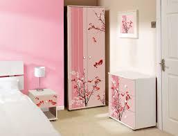 bedroom pink bedroom ideas white walls medium tone hardwood