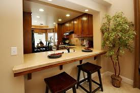 Breakfast Bar Designs Small Kitchens Small Space Solution For An Eat In Kitchen And Kitchen Breakfast