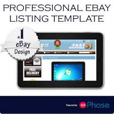 ebay template design ebay listing template design compatible with inkfrog auctiva