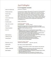 civil engineering resume civil engineering resume sample resume