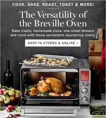 Roasting Chestnuts In Toaster Oven Williams Sonoma Breville Smart Oven Air U201413 Preset Functions To
