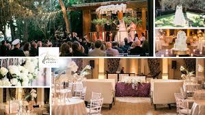 jewish wedding at mid century modern home loews don cesar
