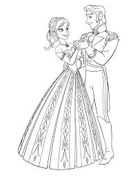 elsa anna coloring pages frozen movie coloringstar