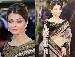 what type of hairstyles are they wearing in trinidad 20 cute celebrities inspired hairstyles to wear with saree