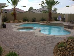 paver pool deck artcon inc las vegas concrete decorative