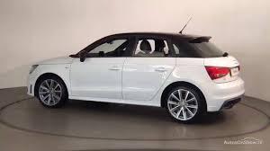 audi a1 s line tfsi fp14afy audi a1 sportback tfsi s line style edition white 2014